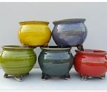5개 셋트 수제화분 Handmade Flower pot