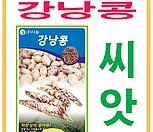 생활백화점 씨앗 채소씨앗 얼룩강낭콩씨앗(왜성) 