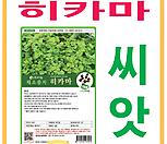 생활백화점 씨앗 채소씨앗 얌빈(히카마) 