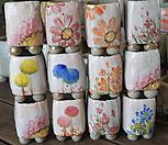 수제화분모듬12종셋트|Handmade Flower pot