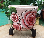 꽃향기 수제화분 #732|Handmade Flower pot