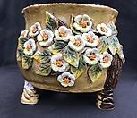 청유리원수제화분0719|Handmade Flower pot