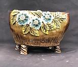 청유리원수제화분|Handmade Flower pot