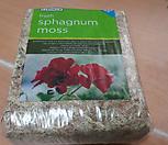수태 500 g 뉴질랜드 고급 모스/Fresh sphagnum moss 500g/인테리어소품/인조이끼/수태볼/물이끼/난분갈이/수태작품용/Fresh sphagnum moss 500g|