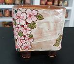 공방 다향수제화분6 (가로10cm x 세로10cm) Handmade Flower pot