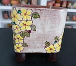 공방 다향수제화분 7 (가로10cm x 세로10cm) Handmade Flower pot