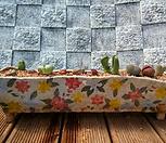 리톱스(40센티수제분포함)|Handmade Flower pot