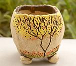 국산수제분#26195|Handmade Flower pot