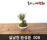 실남천 수제화분 완성작 008|