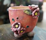우리꽃수제분7|Handmade Flower pot