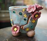 우리꽃수제분8|Handmade Flower pot