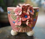 우리꽃수제분11|Handmade Flower pot