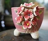 우리꽃수제분12|Handmade Flower pot