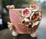 우리꽃수제분13|Handmade Flower pot