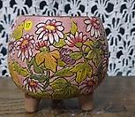 숙녀에게 수제화분3|Handmade Flower pot