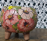 숙녀에게 수제화분 6 Handmade Flower pot