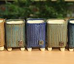 수제화분 사각분5개셋트 Handmade Flower pot