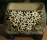 수제화분 사각분 05 Handmade Flower pot