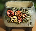 수제화분 사각분 13 Handmade Flower pot