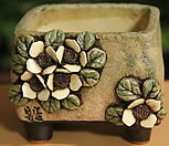 수제화분 사각분 15 Handmade Flower pot