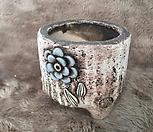 수제화분-B004 Handmade Flower pot