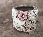 수제화분-B006 Handmade Flower pot