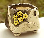 국산수제분#25717|Handmade Flower pot