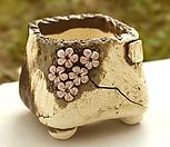국산수제분#25718|Handmade Flower pot
