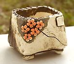 국산수제분#25721|Handmade Flower pot