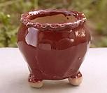 국산수제분#25740|Handmade Flower pot