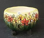 꽃구름수제분|Handmade Flower pot