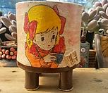 민들레수제화분522|Handmade Flower pot