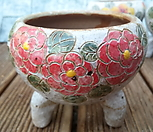 꽃 수제분 1|Handmade Flower pot