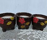 수제화분(3개세트)111803|Handmade Flower pot