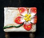 605.꽃수제화분|Handmade Flower pot