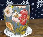 숙녀에게42 수제화분 Handmade Flower pot