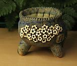 수제화분 주물럭 소분 03|Handmade Flower pot