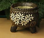 수제화분 주물럭 소분 04|Handmade Flower pot