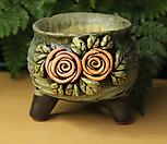 수제화분 주물럭 소분 05|Handmade Flower pot