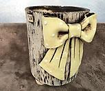 수제화분-중고(상처있음)-C056|Handmade Flower pot