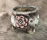 수제화분-C069|Handmade Flower pot