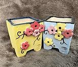 수제화분-셋트-C074|Handmade Flower pot