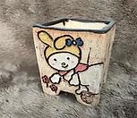 수제화분-C077|Handmade Flower pot