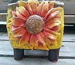 민들레수제화분1944|Handmade Flower pot
