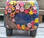 민들레수제화분1957|Handmade Flower pot