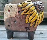 민들레수제화분1961|Handmade Flower pot