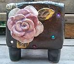 민들레수제화분1963|Handmade Flower pot