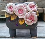 민들레수제화분1964|Handmade Flower pot