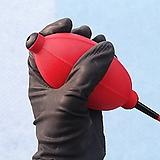 브로워 빨강 (다육식물 관리 빗물제거 블로워 에어펌프 먼지제거 브러쉬 물제거)