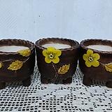 수제화분(3개세트)111802|Handmade Flower pot